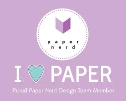 I'm a paper nerd, too! (;