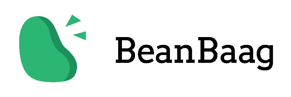 beanbaag_logo_beanie-wordmark_green-black_padded